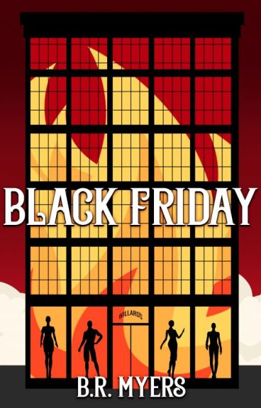 Black Friday (Night Shift series #2) by BRMyers