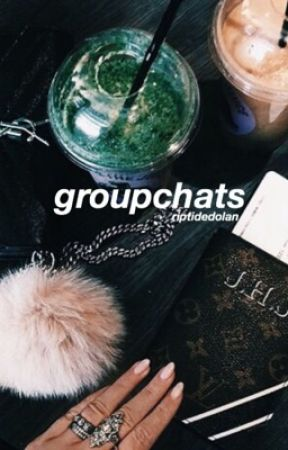 groupchats ; e.d + g.d by riptidedolan