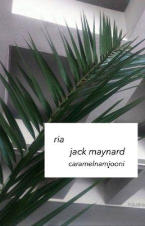 Ria • Jack Maynard (1) by malfoiii