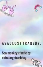 A sad lost tragedy -seamonkeys  by extralargetrashbag