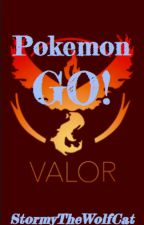Pokémon GO! by StormyTheWolfCat