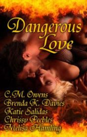 Dangerous Love (A Paranormal Romance Anthology) by funbinache