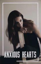 Anxious hearts ❥ Steve Harrington by -octaviasblakes