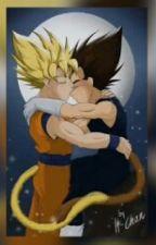 Solo Tu y Yo=one-shot Goku×Vegeta  by LohannaSaiyanS-Dbz