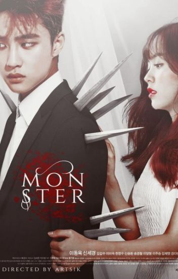 monster. + kyungsoo