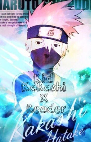 Kid kakashi X reader