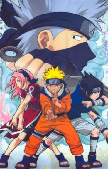 There, Here, and Back again. (A Naruto Fanfic)