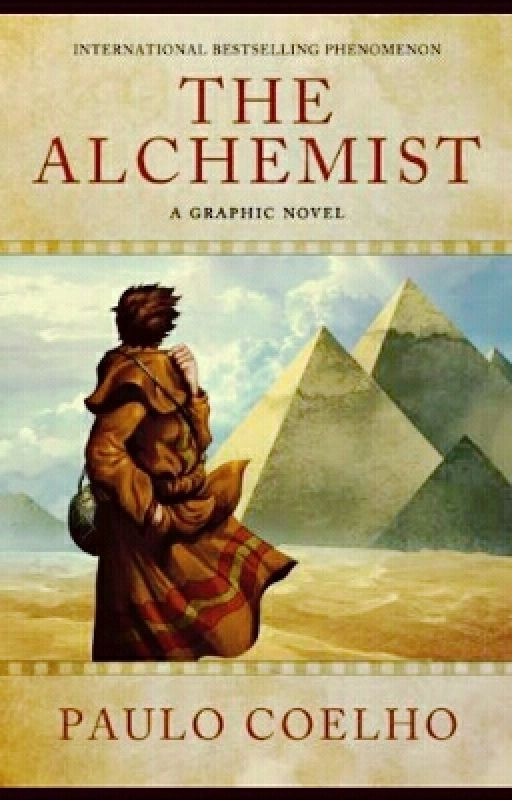 The Alchemist By Paulo Coelho by khadeeja_9