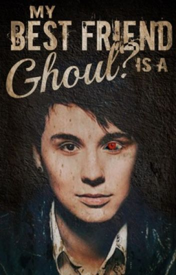 My Best Friends a ghoul? Tokyo ghoul x Dan and Phil fanfic