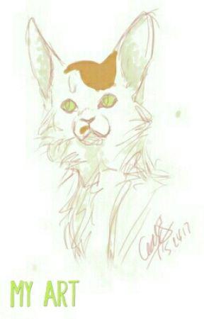 My Art by WolfSerenade63