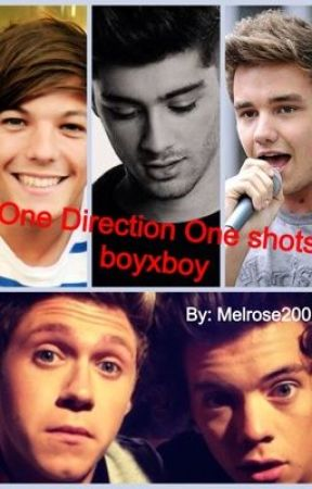 One Direction-one shots (boyxboy) by melrose2000