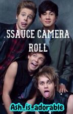 5sauce Camera Roll by Ash_is_adorable