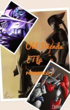 Old Friends (Tfp love story) by Akhiraprime
