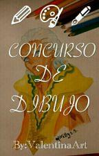 《Concurso De Dibujo》~✏[Abierto] by ValentinaMota