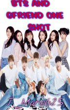 BTS and GFriend One Shot by J_Marie625