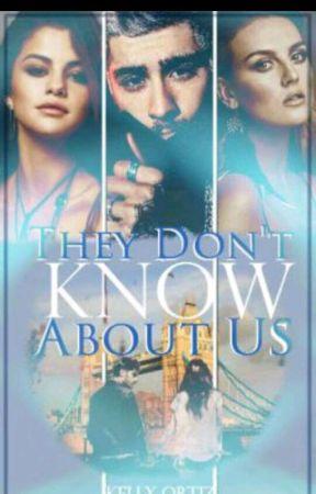 They Don't Know About Us🔷Zaylena (Español) by xXLarry-StylinsonXx