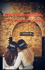We are muggles, in a potter world-NL- by MerlijnAaldenberg