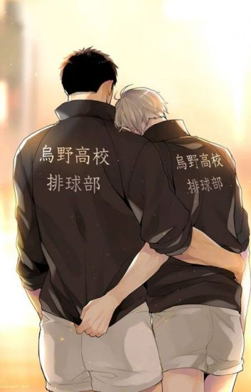 It was Different (Daisuga- Haikyuu Fanfiction)