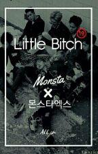 Little Bitch // Monsta X  by Isabella_tv