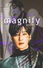 Magnify [Wonwoo] by guppyxee