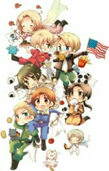 Hetalia x Abused Reader