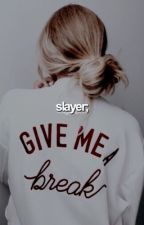 slayer ; ( isaac lahey. )  by voidspeedster