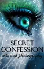 Secret Confession Arts and Photography (DIGITAL ART) by REPaige