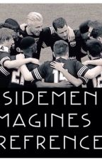 Sidemen imagines by aimee_coulthart