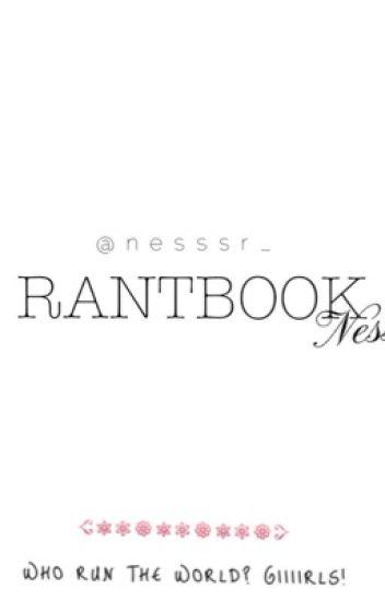 « RANTBOOK - NESS »