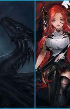 Der rote Dämon und der schwarze Drachengott! ~Slow Update~ by xXRaiUchihaXx