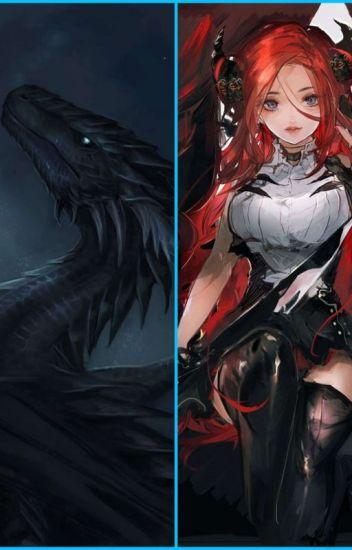 Der rote Dämon und der schwarze Drachengott! ~Abgeschlossen~