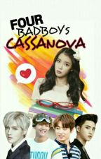 FOUR BADBOY's CASSANOVA AND ME by kobeatasan