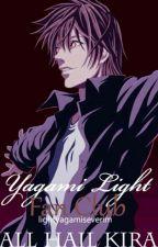 Yagami Light - Fan Club - by lightyagamiseverim