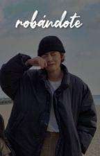 robándote → kim taehyung  [sin editar] by vantecity