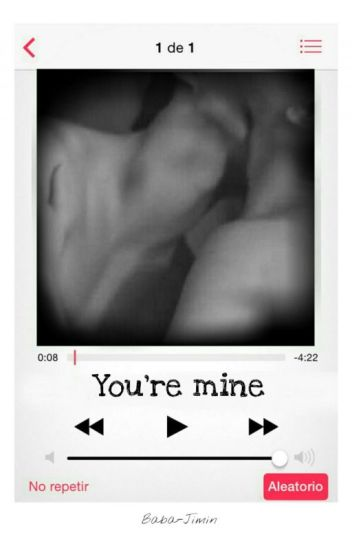 YOU'RE MINE [ JIKOOK | VMIN ]