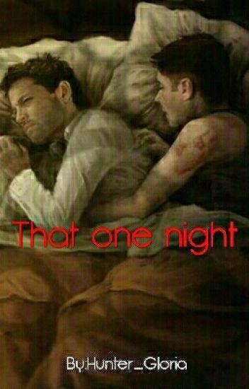 That one night (Destiel-highschool)