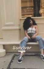 survivor : ravi by babygluh