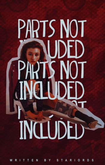 PARTS NOT INCLUDED [ethan cutkosky]