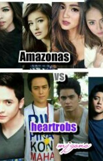 AMAZONAS  vs  HEARTHROBS