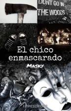 El Chico Enmascarado [Masky] by fanficscreepys