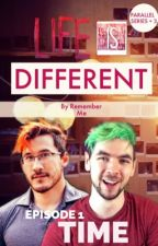 Life Is Different (Septiplier and L.I.S) Episode 1 by markibearr