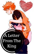 A Letter From The King ~ Kagehina by CosmicAlfie