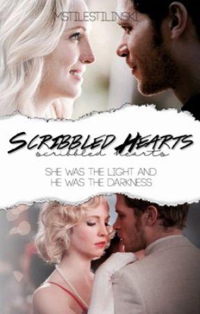 Scribbled Hearts { Klaroline } by mstilestilinski