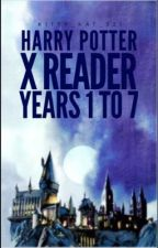 Harry potter x reader years 1 to 7 by kitty_kat_321