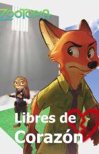 Zootopia: Libres de corazón by nikofox15