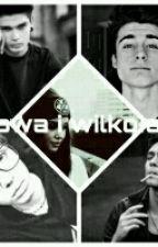 Nowa i Wilkołaki / Zawieszone by QuinssXDM