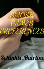 Smosh Games Preferences by Sohinkis_Hairline