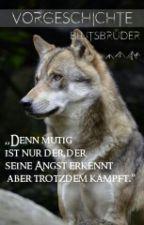 Forests Vorgeschichte - Blutsbrüder by forestthelonelywolf