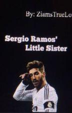 Sergio Ramos' Little Sister (Neymar JR) by ziamstruelove