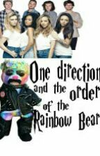 One Direction and the order of the Rainbow Bear by AgenteLarrie